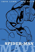 Spider-Man Mavi