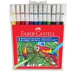 Faber-Castell Keçeli Kalem 12'li