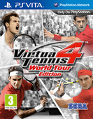 Virtua Tennis 4 World Tour PSVITA