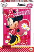 Educa Minnie 500 Parça Puzzle - 15189