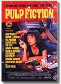 Deffter Film Afişleri / Pulp Fiction 64905-1