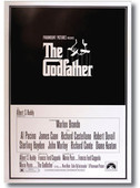 Deffter Film Afişleri / Godfather 64910-5
