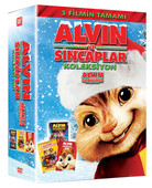 Alvin and The Chipmunks Box Set