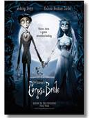 Deffter Film Afişleri / Corpse Bride 64911-2