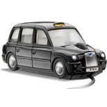 Motormouse London Taxi Kablolu Mouse, Siyah MM.LTM