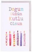 Big Muk 23 Doğum Günün Kutlu Olsun Minik Uzun Kart
