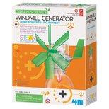 4M Kidz Labs/ Windmill Generator/ Rüzgar Jeneratörü - 3267
