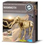 4M Mammoth Kazı Seti - 3236