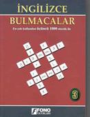 İngilizce Bulmacalar 3. Kitap