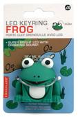 Kikkerland Sesli ve Işıklı Kurbağa Anahtarlık