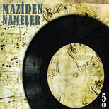 Maziden Nağmeler 5 CD BOX SET