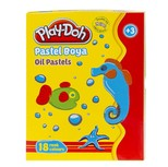 Play-Doh 18 Renk Pastel Boya PLAY-PA003
