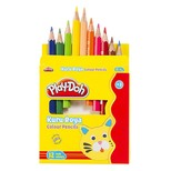 Play-Doh 12 Renk Kuru Boya Yarım Boy PLAY-KU002