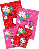 Hello Kitty Okul Defteri A4 96 Yaprak Çizgili Hk4015-Ç