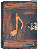 Krafton Deri Defter / Music M 64216-8