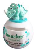 Dino TRICERATOPS (TRICERA-TOPS) Kumbara