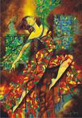 Anatolian Renklerle Dans / Dancing With Colors 500 Parça Puzzle - 3554