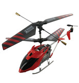 Beewi Helikopter Bluetooth Apple Uyumlu, Kırmızı BW.BBZ351A6