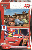 Educa Puzzle Cars 2 2X48 14939 Karton Disney