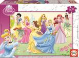 Educa Puzzle Disney Princess 200'Lük 15297 Karton Disney