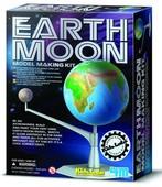 4M Earth-Moon Model Making Kit / Dünya Ay Modeli 3241