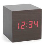 Kikkerland Alarm Saat Siyah KIK-AC22-DK-EU
