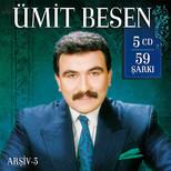 Ümit Besen Arşiv 3 5 CD BOX SET