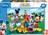 Educa Puzzle Çocuk 100 Mickey Mouse Club House