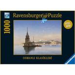 Ravensburger Osmanlı Klasikleri, İstanbul Kız Kulesi 1000 Parça - Ra 191284