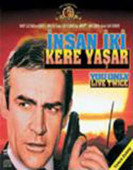 007 James Bond - You Only Live Twice - Insan Iki Kere Yasar (SERI 5)