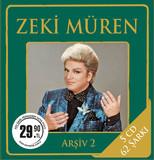 Zeki Müren Arşiv 2 5 CD BOX SET