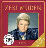 Zeki Müren Arşiv 3 5 CD BOX SSET