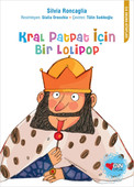 Kral PatPat için Bir Lolipop