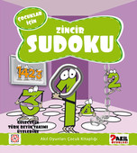 Çocuklar İçin Zincir Sudoku