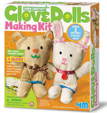 4M Green Creativity/Glove Dolls Making Kit 4595