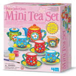 4M Tea Set Painting Kit/ Çay Takımı Boyama 4541