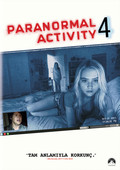 Paranormal Actıvity 4