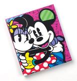 Mickey & Minnie Notepad 4030830