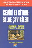 Çeviri El Kitabı