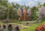 Educa Puzzle Cobbled Brdige Cottage 15519 1000'Lik