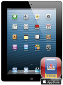 Apple Yeni iPad 64GB WiFi + Cellular MD524TU/A      (8 Adet Ekitap Hediye)