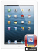 Apple Yeni iPad 64GB WiFi White MD515TU/A      (8 Adet Ekitap Hediye)