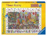 Ravensburger James Rizzi - Times Square 1000 Parçalı - Lisanslı 190690