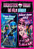 Monster High: Friday Night Frights&Why Do Ghouls Fall in Love? - Monster High: İki Film Birden