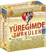 Yüreğimde Türküler 3 CD BOX SET