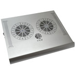 "Inca Inc-354Bx Aluminyum""Special Desing""Usb Sessiz Notebook Soğutucu"