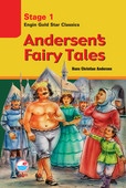 Andersen Fairy Tales  (stage 1) Cd'siz