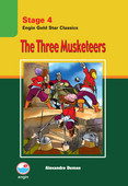 The Three Musketeers  (stage 4 ) Cd'siz