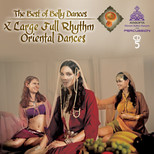 Xlarge Full Rhythm Oriental Dances