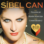 Sibel Can Arşiv 1 3 CD BOX SET